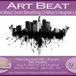 Art Beat flyer